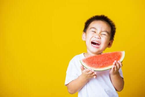 Zadławienie - co zrobić, gdy moje dziecko boi się podczas jedzenia?