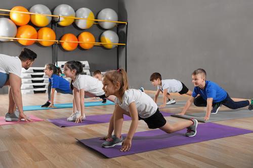 Ćwiczenia w klasie