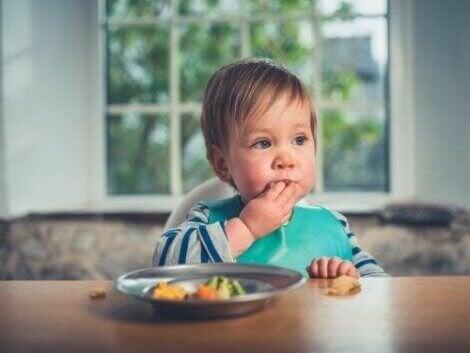 Odstawianie dziecka od piersi - przepisy na pierwsze potrawy