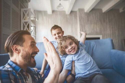 Jak sprawić, by dzieci nie szukały aprobaty u innych?
