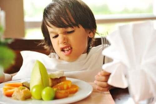 Selektywne zaburzenia odżywiania w okresie niemowlęcym