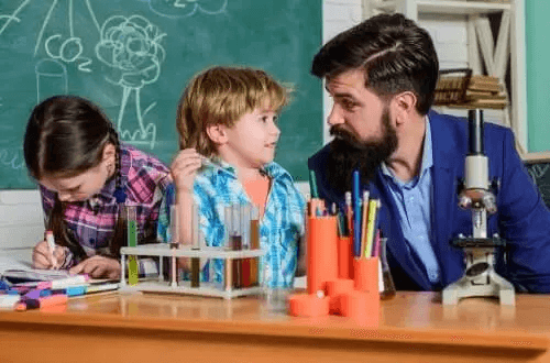 Słuchanie dzieci