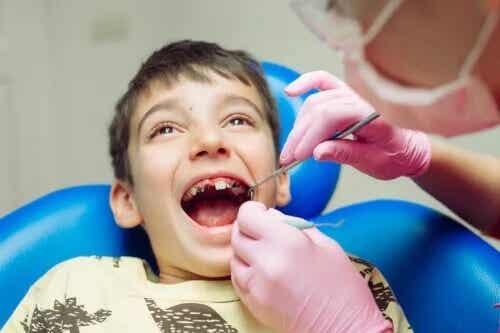 Najczęstsze problemy stomatologiczne u dzieci