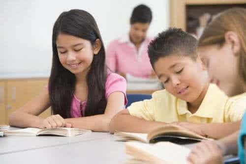 Czytające dzieci - jak zachęcić dzieci do czytania w klasie?