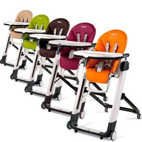 Krzesełka to istotne produkty dla niemowląt