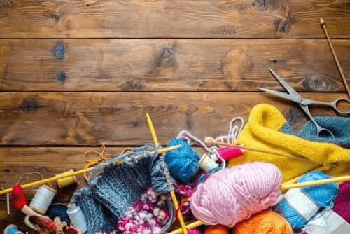Przybory do haftowania
