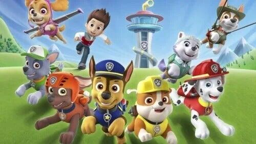 Czy wiesz, dlaczego dzieci tak bardzo uwielbiają Psi patrol?