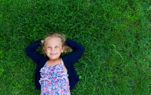 Metoda Koeppen pomaga dzieciom się zrelaksować.