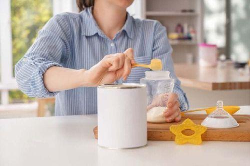 Przygotowywanie mleka