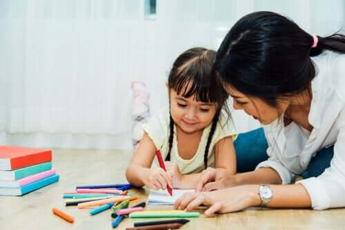 Rysunek domu: okno na emocjonalny świat dziecka