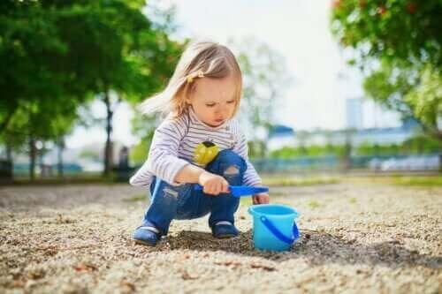 Czego uczą się dzieci w wieku trzech lat?