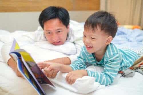 Obecność ojca w życiu dzieci i wynikające z niej korzyści