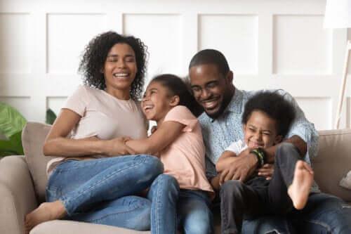 Czy wiesz, jak odporne rodziny radzą sobie razem?