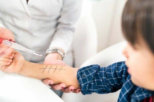 Testy alergiczne u dzieci: na czym polegają?