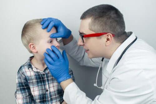 5 powszechnych chorób dziecięcych wywoływanych przez bakterie