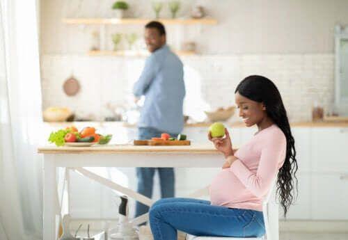 Dieta podczas ciąży: czy jest bezpieczna?