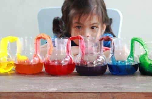 Kolorowe naczynia