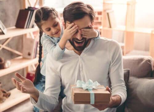 Dziecięce własnoręcznie wykonane prezenty na Dzień Ojca