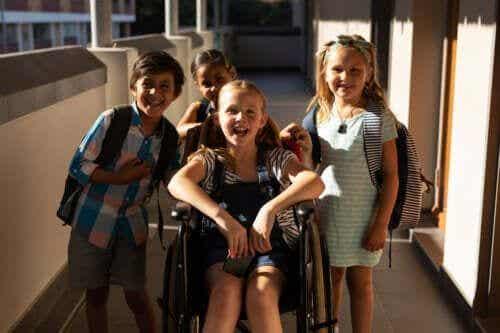 Jak rozmawiać z dziećmi o niepełnosprawności?
