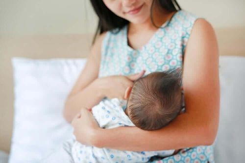 Tłuszcze z mleka matki: 3 fascynujące fakty