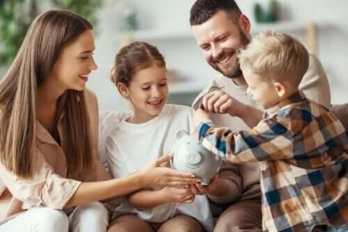 Umiejętności finansowe u dzieci - 5 sposobów ich nauczenia