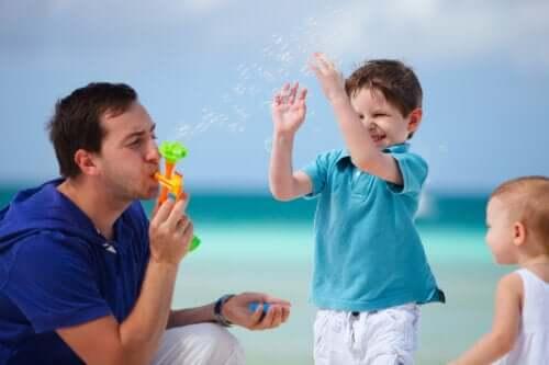 Zabawa we wczesnym dzieciństwie: oto, co musisz wiedzieć