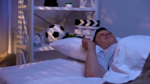 Problemy ze snem u nastolatków - dowiedz się więcej na ten temat!