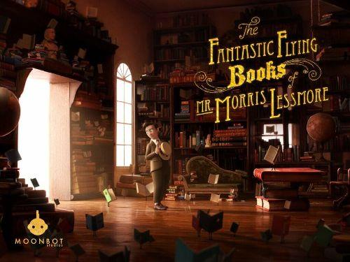 The Fantastic Flying Books of Mr. Morris Lessmore: wspaniały film krótkometrażowy