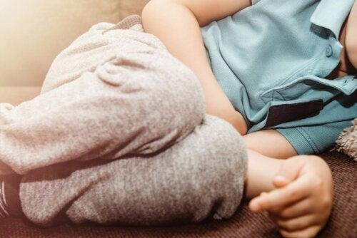 Poznaj najpopularniejsze zaburzenia trawienia u dzieci
