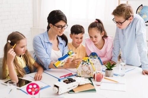 Jak stworzyć udany przełom edukacyjny podczas zajęć?