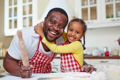 Korzyści, jakie zapewnia całej rodzinie gotowaniez dziećmi