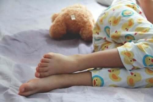Moczenie nocne u dzieci: co powinnaś wiedzieć?