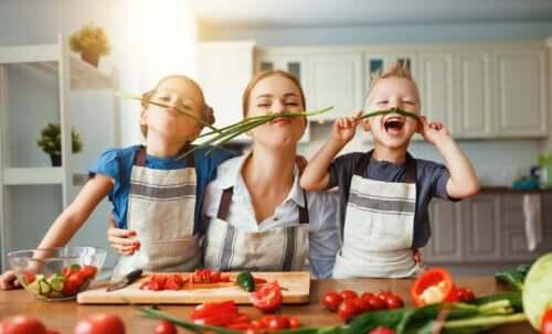 Jakie są najlepsze produkty spożywcze dla dzieci? Poznaj je!