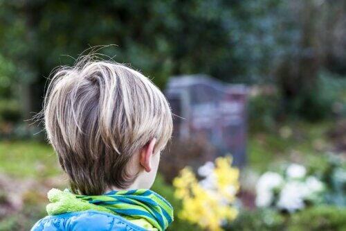 Strach przed śmiercią u dzieci - dowiedz się więcej na ten temat