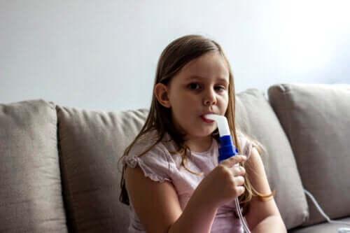 Fizjoterapia oddechowa u pacjentów w wieku dziecięcym